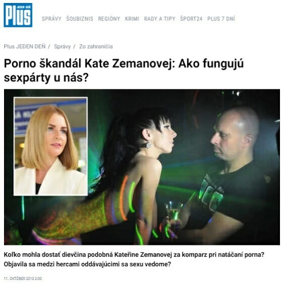 """Andy Morávek, """"guru erotického priemyslu na Slovensku"""" - referencie a recenzie"""